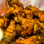 Devestatingly Delicious Smoked Wings at the Copper Top Pub near USF