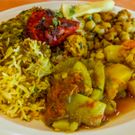 Indian/Pakistani at the Kabab House Appna Haal Meat Bazaar in New Tampa