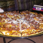 The Gourmet Pizza at Boston's The Gourmet Pizza in Carrollwood