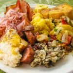 Sunday Brunch Buffet at Angie's Front Porch Cafe in St. Pete