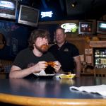 Tampa Food Challenge: Buffalo Wild Wings Blazin' Challenge
