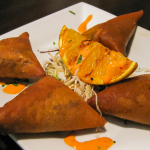 Indian Cuisine at the Bollywood Cafe in Citrus Park