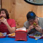 Tampa Food Challenge: Big Belly Burger Challenge