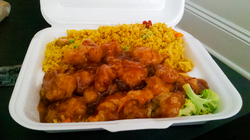Chinese Food Delivery South Tampa