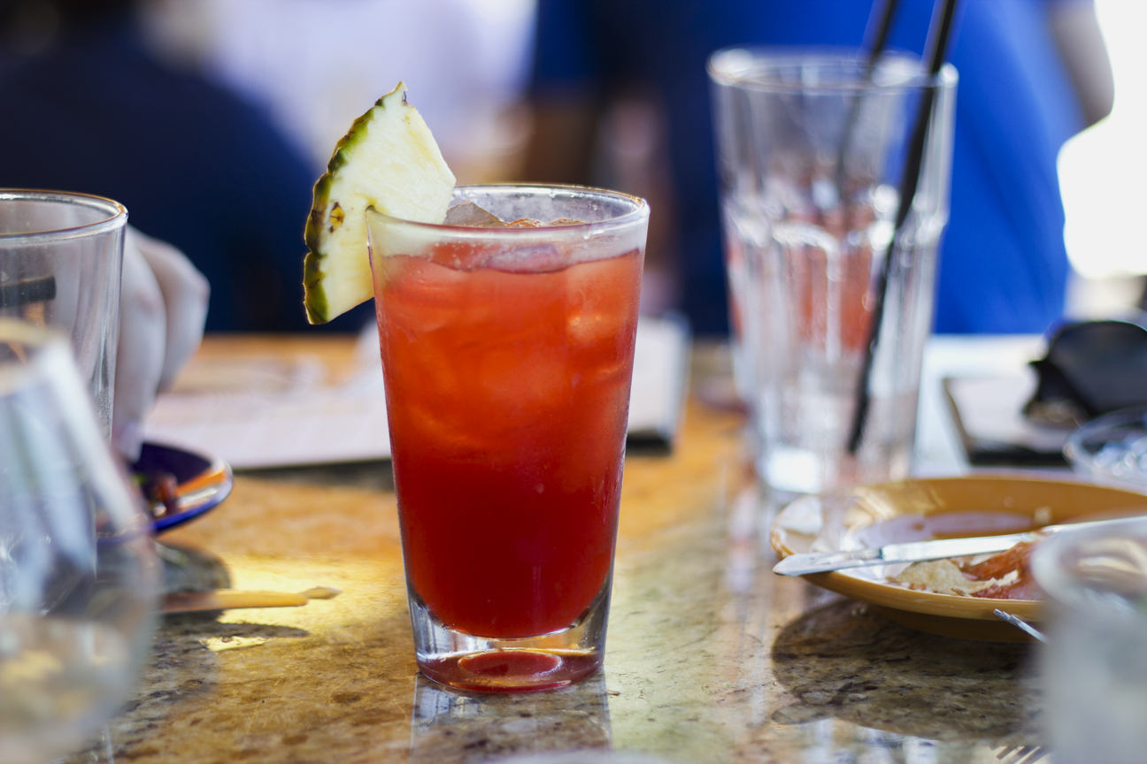 Bahama Breeze's Legendary Island Cocktails | Only In Tampa Bay