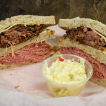 Meaty Meat Sandwiches at Ronnie Pastrami's Deli in Pinellas Park