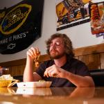 Tampa Bay Food Challenge: Quaker Steak & Lube Triple Atomic Hot Wing Challenge