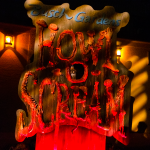 Pants Shitting and Wetting at Busch Gardens Howl-O-Scream 2014