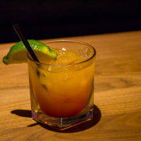 the delightfully fruity caribbean hurricane