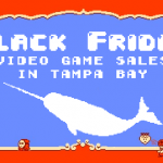 Black Friday in Tampa Bay: Video Game Shop Sales