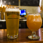 Drink Tampa Bay | Ginger Chai Kombucha Tea and the White Out IPA Beer at Southern Brewing & Winemaking in Seminole Heights