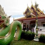 Taste of Thailand at Wat Mongkolratanaram Temple
