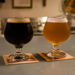 Drink Tampa Bay | Maple Milk Stout and Bourbon Aged Belgian Rye Beer at Florida Avenue Brewing Co. in Seminole Heights