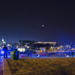 Photo Log: Lights on Tampa at Curtis Hixon Park in Downtown Tampa