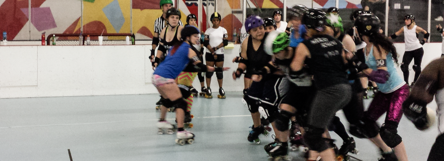 Tampa Bay Roller Derby 03
