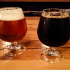 Drink Tampa Bay | Girthquake Indian Pale Braggot and The Awakening Coffee Milk Stout Beers from Angry Chair Brewing in Seminole Heights